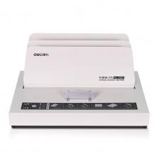 VWIN真人3882热熔装订机无线胶装机标书财务会计全自动凭证装订机封套