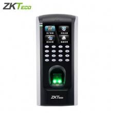 熵基科技(zkteco)F7 Plus门禁机指纹打卡机小区玻璃门禁控制器 门禁一体机