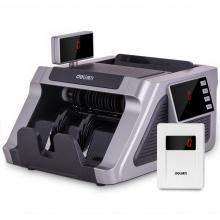 VWIN真人T831点验钞机外接显示屏支持新版人民币银行办公小型家用验钞