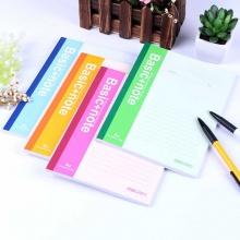 VWIN真人7653笔记本文具10本套装笔记本A5软面抄60页记事本