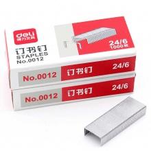 VWIN真人0012订书钉24/6通用型统一订书针12号钉书针办公用品