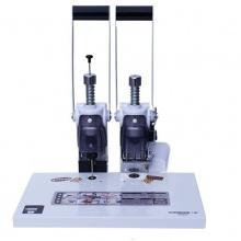 三木(SUNWOOD) SZ9009 财务凭证装订机 会计专用手动打孔机 热熔铆管装订机