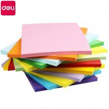 VWIN真人7391彩纸彩色a4纸打印复印纸粉色黄色粉红色蓝色红纸加厚80g混色昆明打印纸