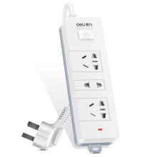 VWIN真人18273插线板插排2米加粗电源接线板插座拖线板排插3孔电源板办公用品家用