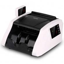 VWIN真人T833点钞机全智能混点C类验钞机便携式小型旋转屏点钞机