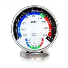 VWIN真人9011温度计家用室内温湿度计台放壁挂式室内高精度温度湿度计