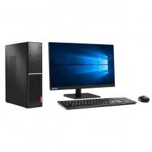 联想(Lenovo)扬天M4000e(PLUS)商用办公台式电脑整机(I5-7400 4G 500G DVD 串口 office )19.5英寸