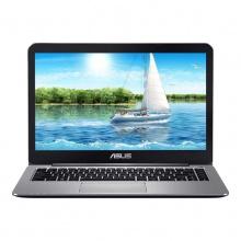 ASUS华硕E403NA-轻薄便携笔记本(Windows 10 Home/N4200/4GB/128GB EMMC/HD镜面屏)