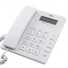VWIN真人779电话机座机有线家用商务办公座机显示大按键老人免提电话